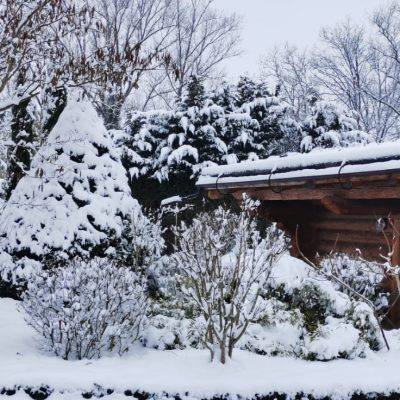 chalets maramour hiver